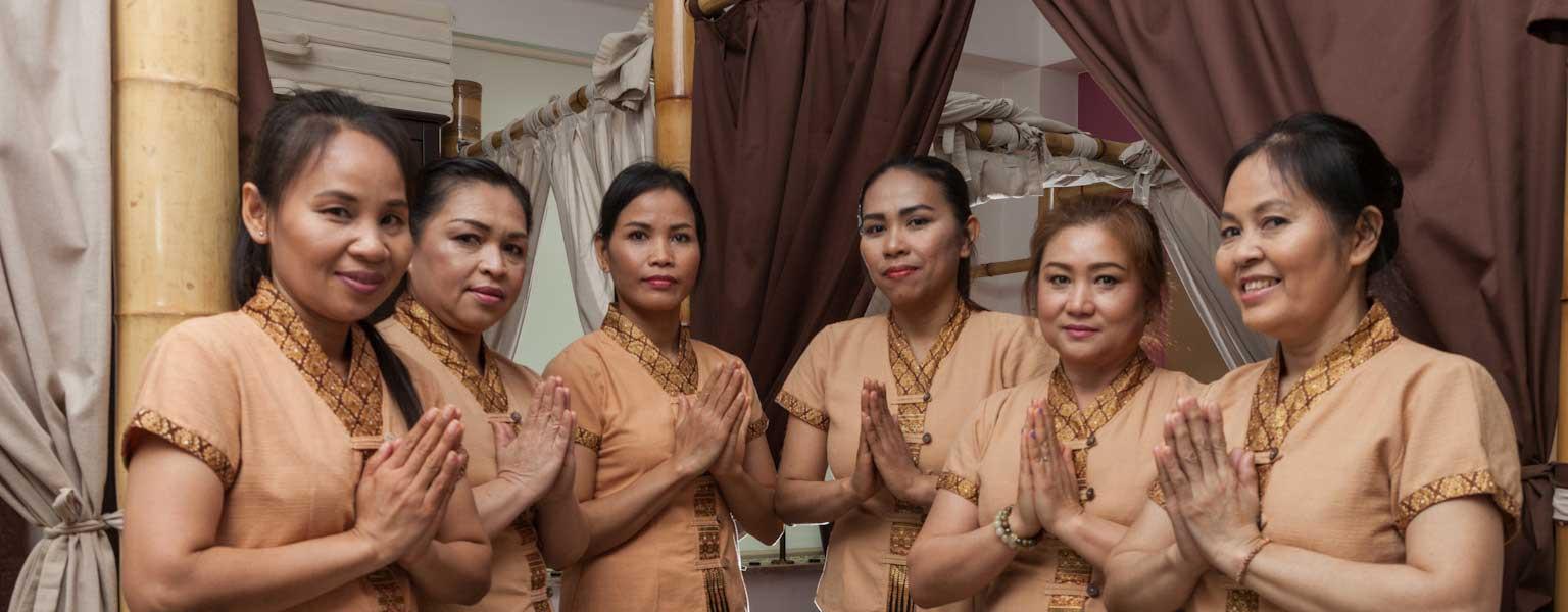 Masażystki zTajlandii