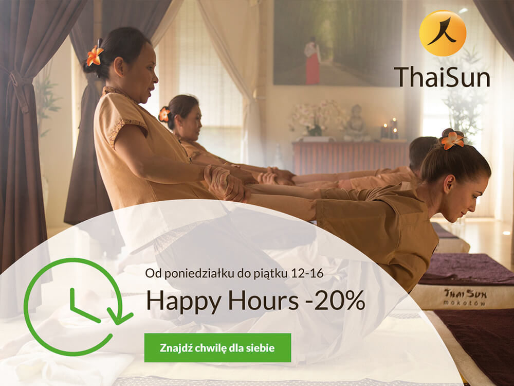 ThaiSun Happy Hours