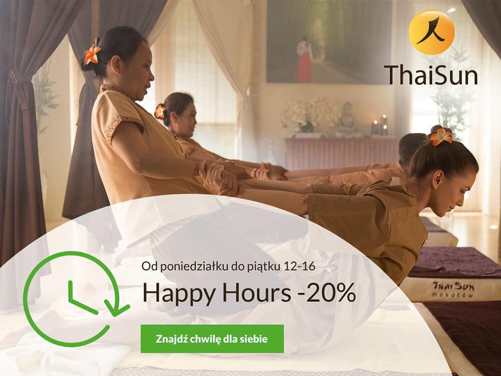 ThaiSun Happy Hours